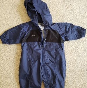 Nike boy jumpsuit onesie